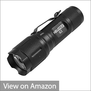 Helotex G2 CREE LED Tactical Flashlight