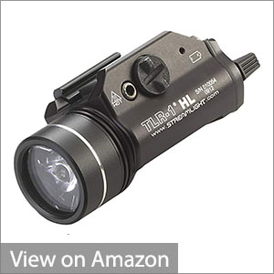 Streamlight-69260TLR-1HL-Weapon-Mount Tactical Flashlight