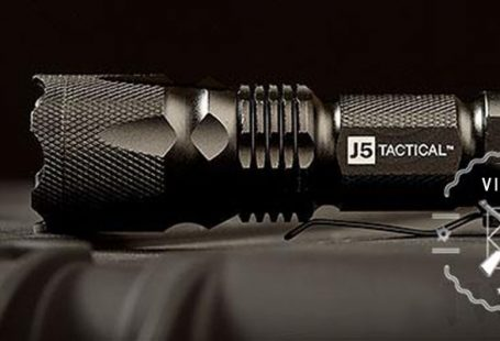 Best J5 Tactical-V1-Pro Flashlight Review