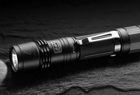 AlumiTact X700 Tactical Flashlight